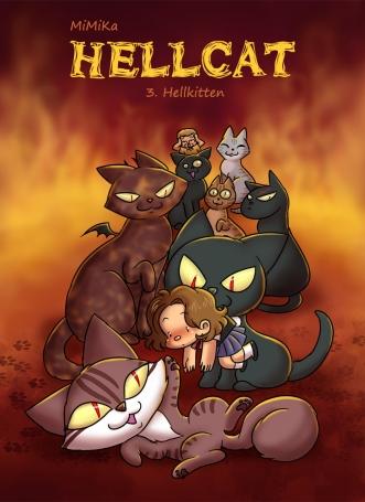 """Hellcat 3"", autoédition, 2015"